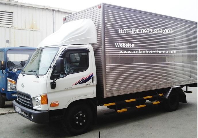 Dịch vụ cho thuê xe tải chở hàng hà Nội