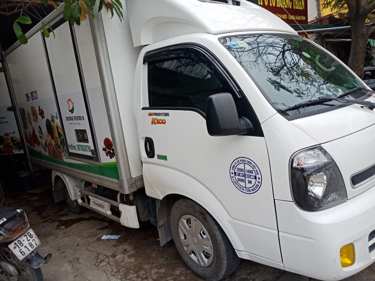 Dịch vụ cho thuê xe đông lạnh theo tháng ưu đãi giảm cước 30%