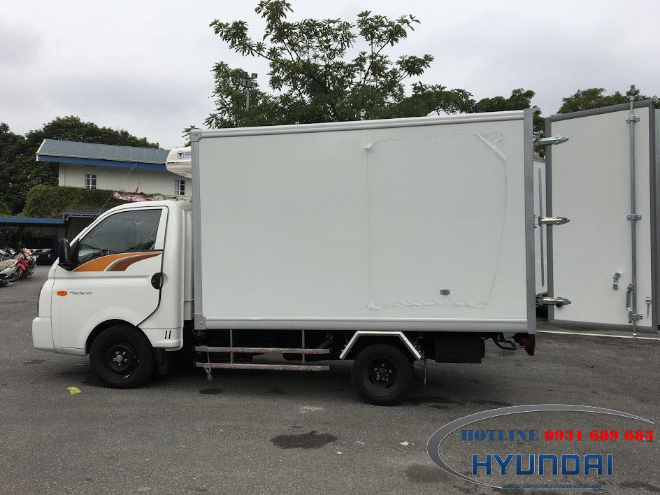 Dịch vụ cho thuê xe tải lạnh tại Hà Nội Phục vụ 24/12