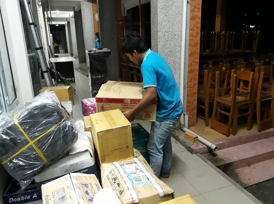 Việt Hàn: Dịch vụ chuyển nhà, hàng hóa giá rẻ tại Hà Nội