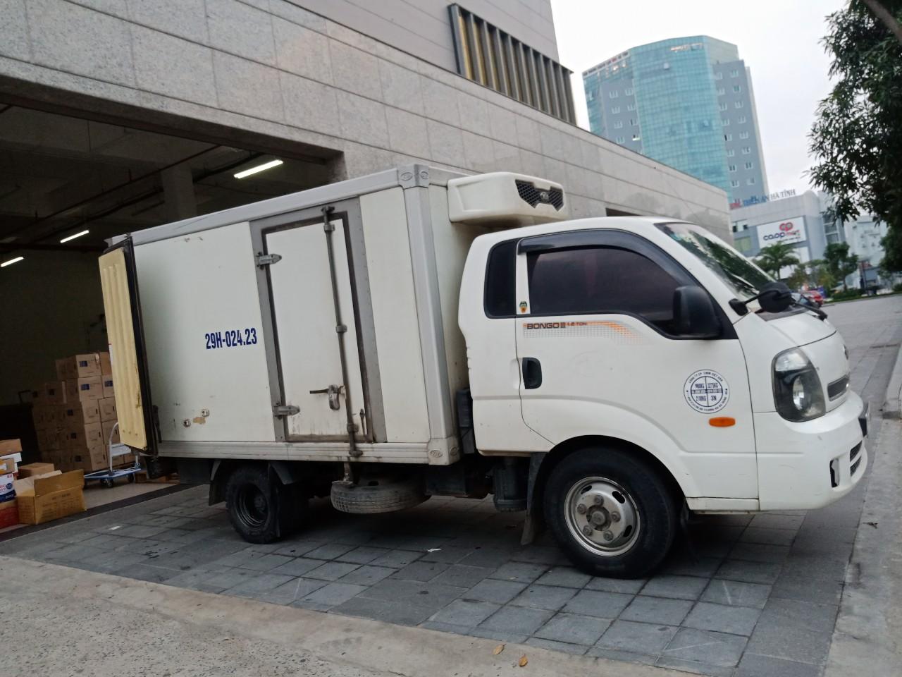 Bốc xếp hàng hóa giá rẻ tại Hà Nội, liên hệ ngay đến vận tải VH